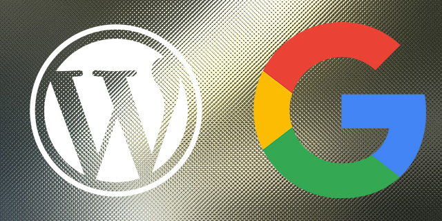 google wordpress webexpressrd